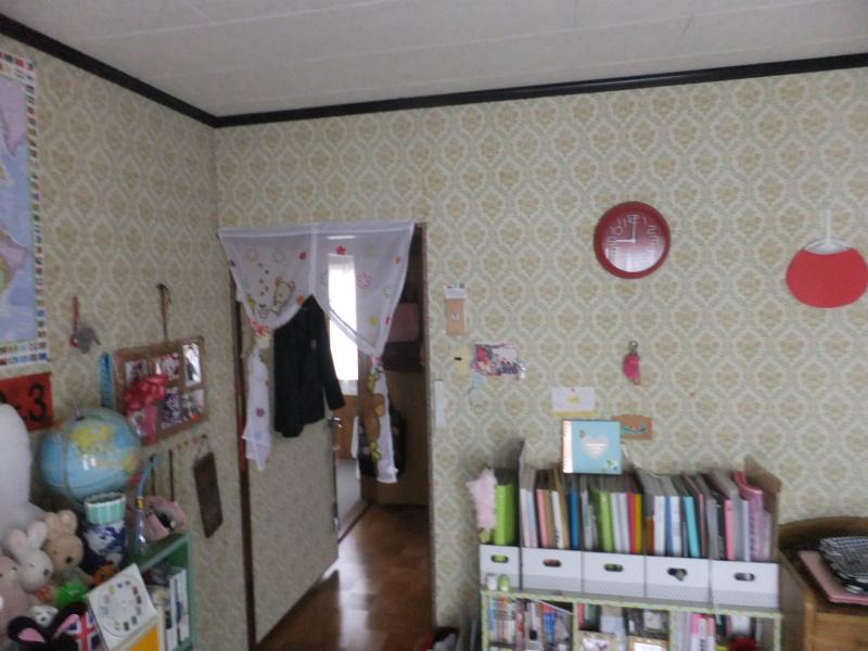 お部屋がとっても明るくなりました!!