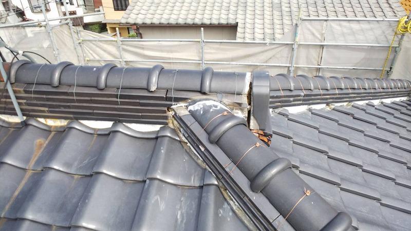 築30年加古川市 雨漏り修理完成!