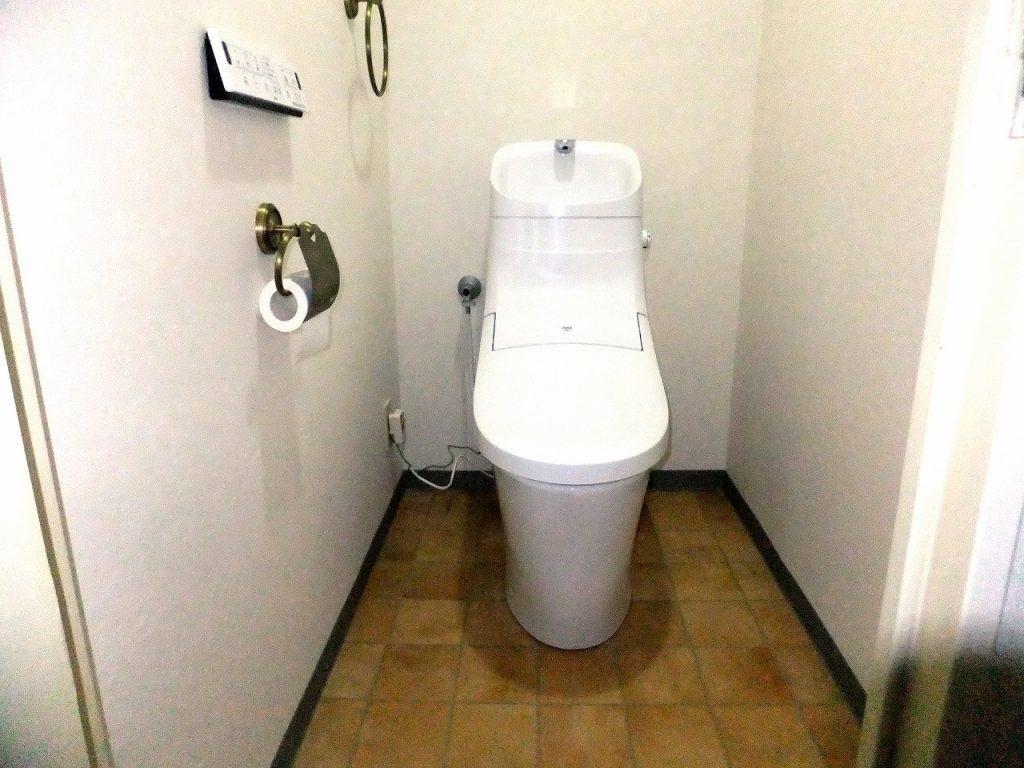 今のトイレは、20年前のものに比べて、どれだけ進化したのか!?リラックス空間を快適に。