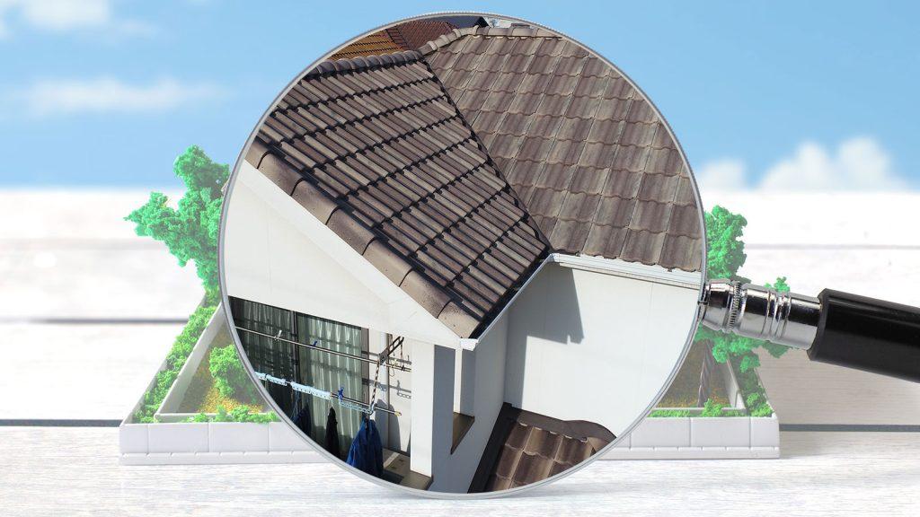 屋根から外壁までトータルサポート。アフターフォローも万全です。