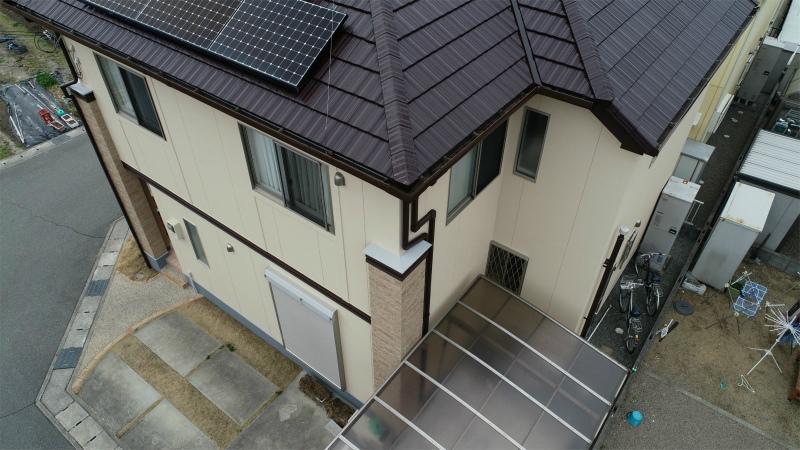 屋根・外壁塗装・ベランダ防水 大規模工事完了です!