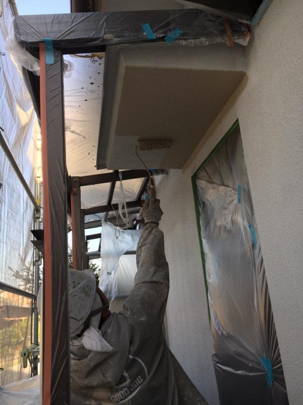 小野市N様邸屋根修理・外壁塗り替え工事完成しました。